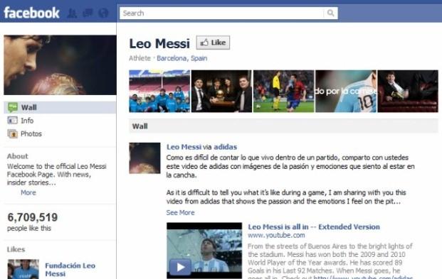 واکنش ها به هجوم ایرانیان به صفحه فیسبوک مسی