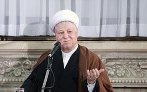 هاشمیرفسنجانی: دنیا فهمید که باید با ایران کار کند