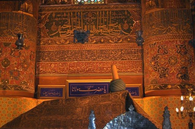 مولانا پیامآور آشتی است