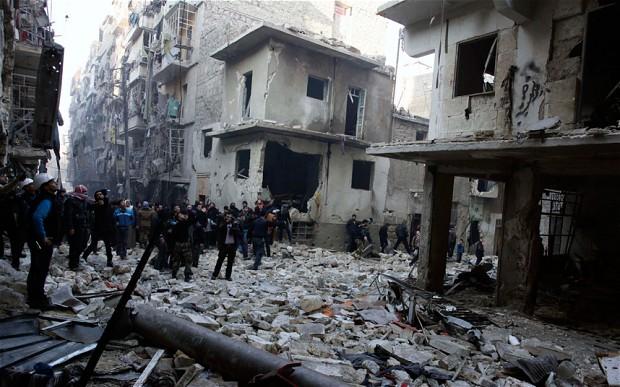 درخواست کمک ۶/۵ میلیارد دلاری سازمان ملل برای کمک به مردم سوریه
