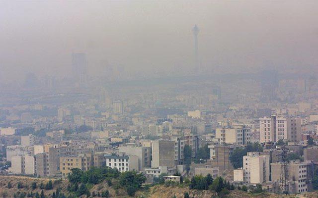 باز هم آلودگی هوای تهران و باز هم بحث داغ انتقال پایتخت