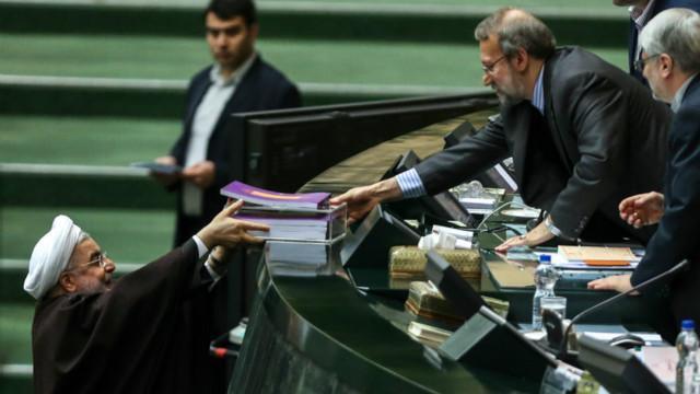 نخستین بودجه دولت تدبیر و امید در ایران