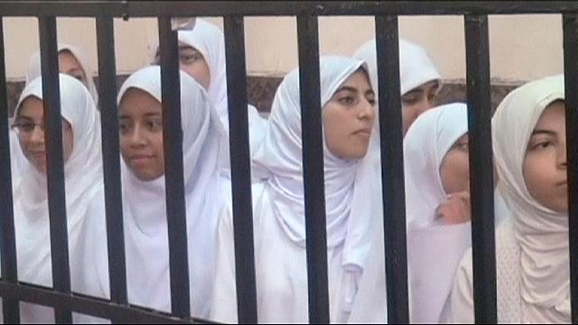 دادگاهی در مصر حکم آزادی زنان زندانیِ هوادار مرسی را صادر کرد