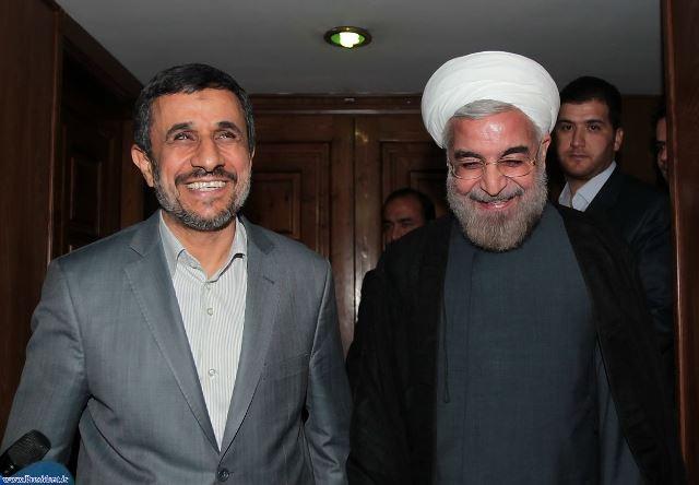 احتمال مناظره جنجالی دیگر: این بار روحانی و احمدی نژاد