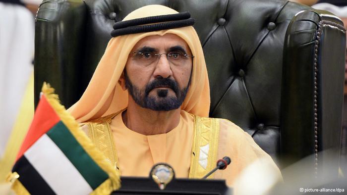 امیر دبی خواستار کاهش تحریمهای ایران شد