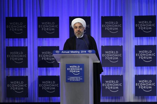 روحانی در اجلاس داووس سیاست تنش زدایی را به خوبی نشان داد