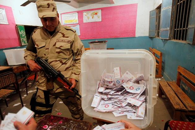 مصر و راه دشوار گذر به دموکراسى