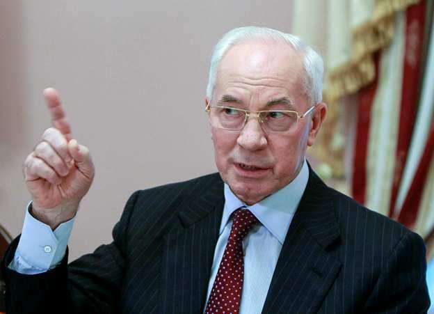 نخست وزیر اوکراین استعفا داد