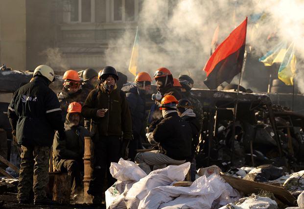 پارلمان اوکراین معترضان بازداشتی را عفو کرد