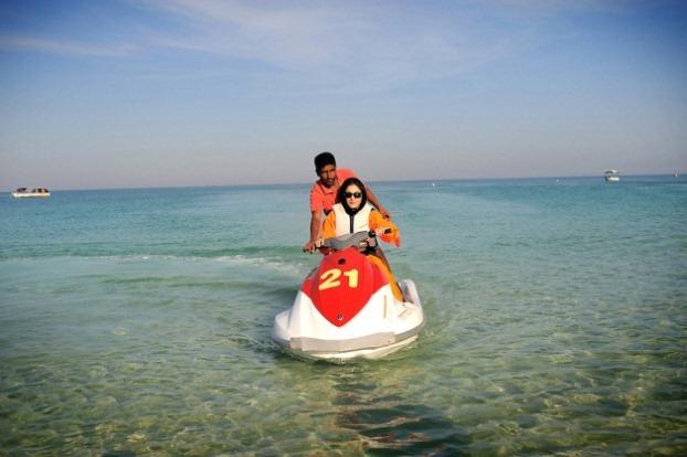 سواحل ایران مقصد گردشگری زنان مسلمان