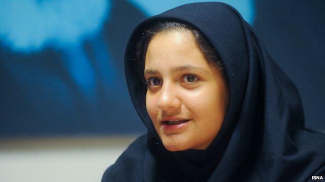 دختری که میخواهد «شاراپووای ایران» باشد
