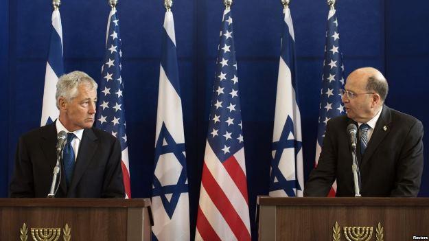 وزیر دفاع اسرائیل از جان کری پوزش خواست