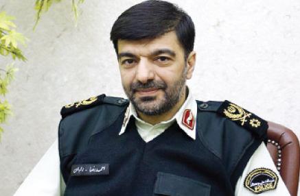 سردار رادان: برای کنترل مرزهای کشور از بالن استفاده می شود