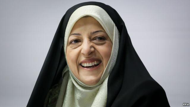 سخنرانی معصومه ابتکار در نماز جعمه تهران لغو شد