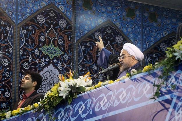 روحانی: برخی در ایران به علت منافع شخصی موافق تحریم ها هستند