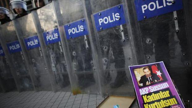 ترکیه ۳۵۰ افسر پلیس را برکنار کرد