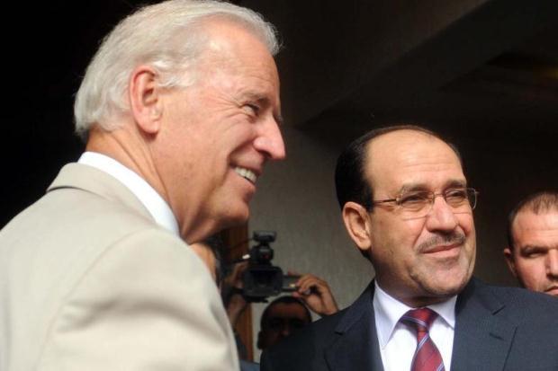 بایدن: واشنگتن از مبارزات عراق علیه تروریسم حمایت می کند