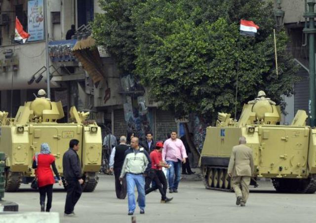 برگزاری سالگرد انقلاب ۲۵ ژانویه مصر در فضایی امنیتی