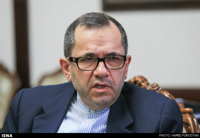 """روانچی: پس از """"ژنو"""" تقابل به تعامل با ایران تبدیل شد"""