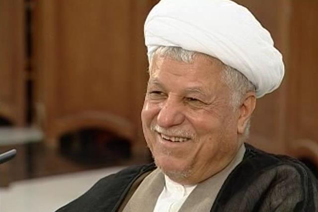 هاشمی رفسنجانی: کارهای دیپلماتها در مذاکرات به تایید رهبر ایران رسیده است