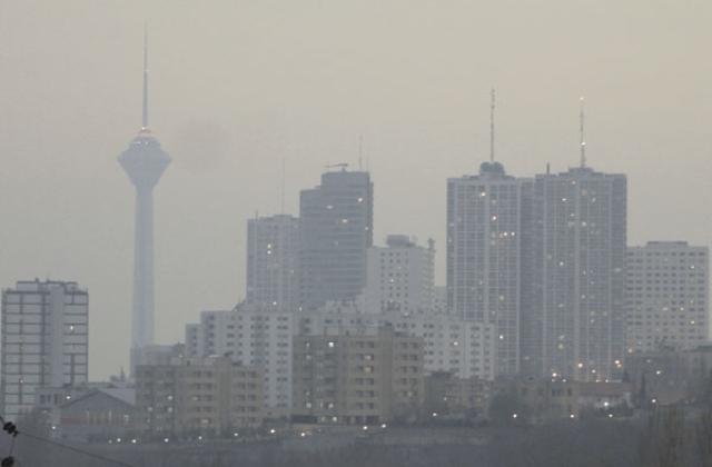 هوای تهران؛ هر روز بدتر از دیروز