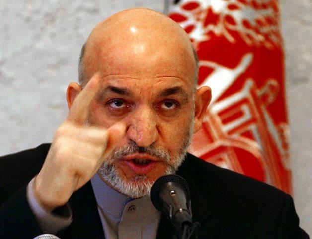 نقش حامد کرزی در کلاف سردرگم انتخابات افغانستان