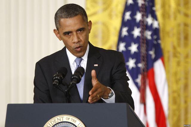 اوباما: برای انجام یک عملیات نظامی با هدف مشخص در عراق آماده ایم