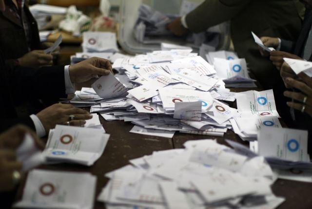 نتایج اولیه همه پرسی قانون اساسی جدید مصر