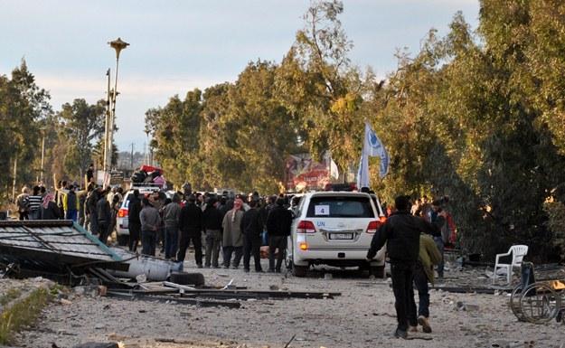 """آغاز مذاکرات """"مستقیم"""" مخالفان و دولت سوریه با """"یک دقیقه سکوت"""""""