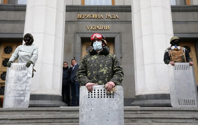 اوکراین؛ میدان خونین شرق گرایان و غرب گرایان