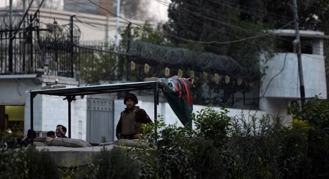 حمله تروریستی مقابل کنسولگری ایران در پاکستان