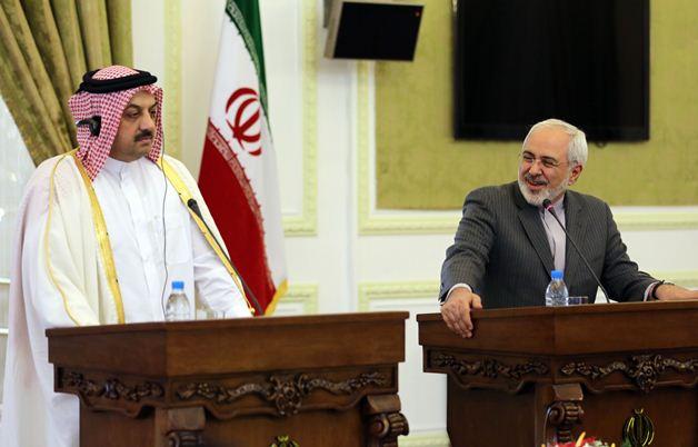 وزیران خارجه قطر و عراق در ایران: گمانه زنی ها درباره توافق منطقه ای بر سر سوریه
