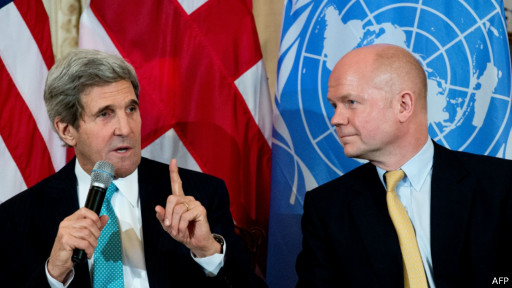 آمریکا و بریتانیا: اوکراین عرصه نبرد شرق و غرب نیست