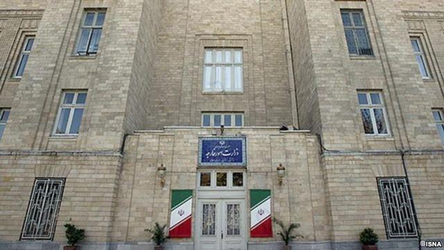 وزارت خارجه ایران در پی تحریمهای تازه آمریکا سفیر سوییس را احضار کرد