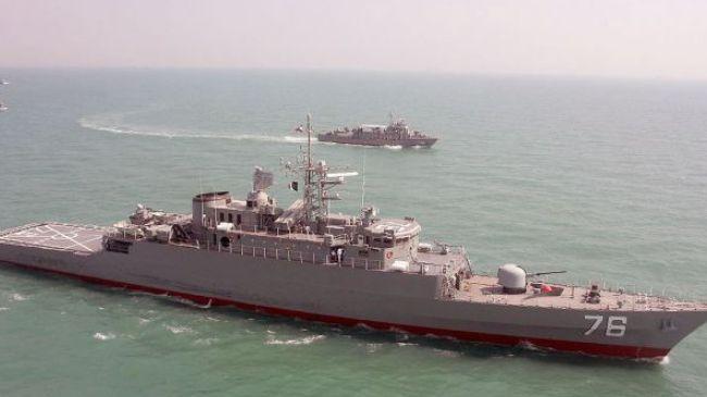 ایران در ساخت ناوشکن با قابلیت پرتاب موشک خودکفا شد