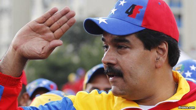 آمریکا سه دیپلمات ونزوئلایی را اخراج کرد