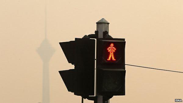 شرکت کنترل هوای تهران: آلودگی هوای پایتخت از مرز هشدار گذشت