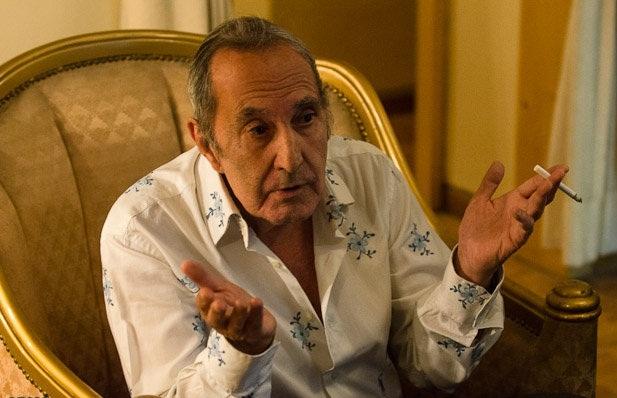 بهمن فرزانه و همه آنچه نفسش را تنگ میکرد