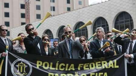 برزیل دو روز بدون پلیس