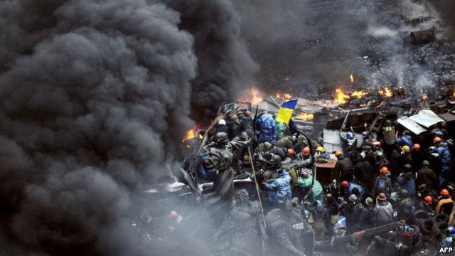 خشونتها در اوکراین علیرغم برقراری آتشبس ادامه دارد
