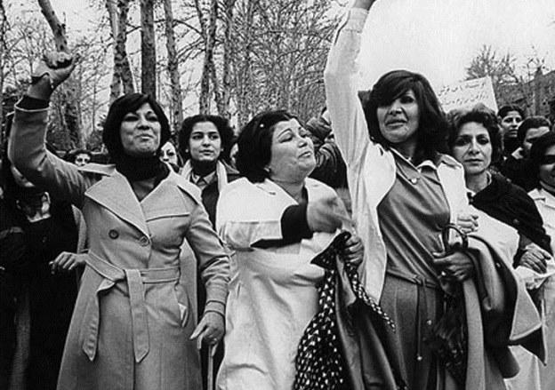 زنان بعد از انقلاب ایران