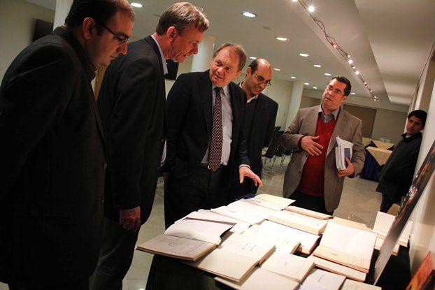 بزرگداشت ایرانشناس دانمارکی در تهران