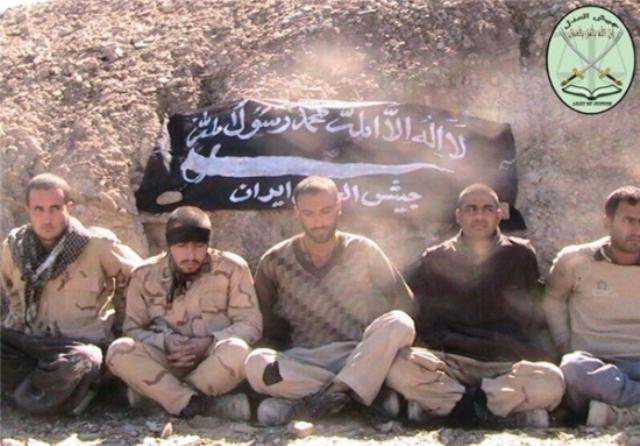جیش العدل: تا پایان مذاکرات مرزبانان ایرانی را نمی کشیم