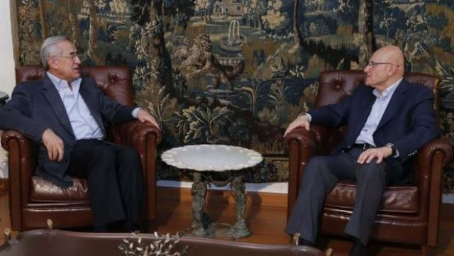نشانه های بهبود اوضاع سیاسی لبنان پس از تشکیل کابینه جدید