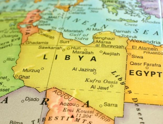 سه سال پس از انقلاب لیبی