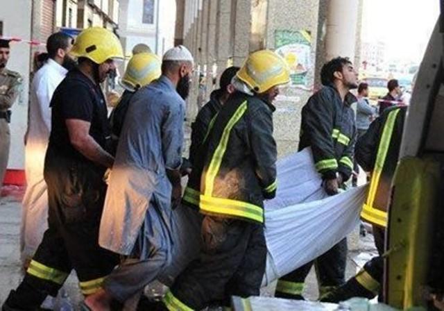 ۱۷ کشته بر اثر آتش سوزی در هتلی در مدینه