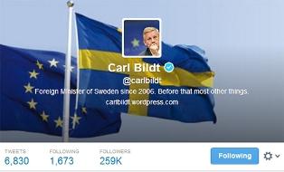 """وزیر خارجه سوئد در تهران:موفق شدم با""""وی پی ان""""از فیلترینگ عبور کنم"""