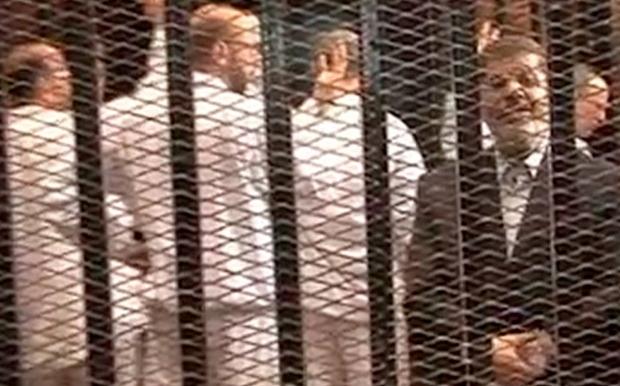 آیا مرسی و بدیع و شاطر اعدام خواهند شد؟