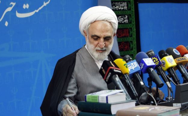 محسنی اژهای: بابک زنجانی با سپاه پاسداران رابطه کاری داشته است