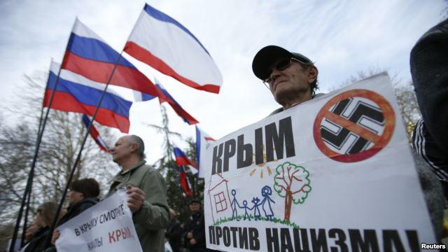 اوکراین: جهان متمدن همهپرسی در کریمه را به رسمیت نخواهد شناخت